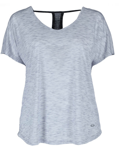 Plus Elite Space Dye Tee Women