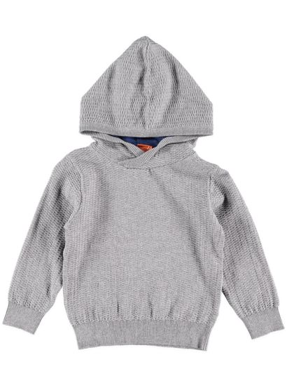 Boys Knitted Pullover