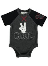BABY BODYSUIT MICKEY MOUSE