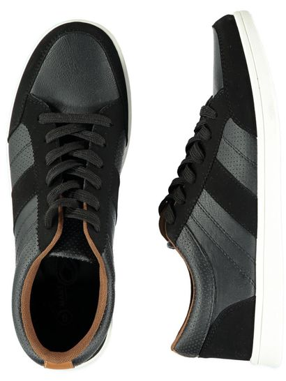 Mens Black Shoe