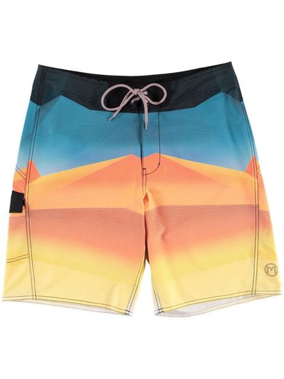 Mens 4-Way Stretch Boardshort