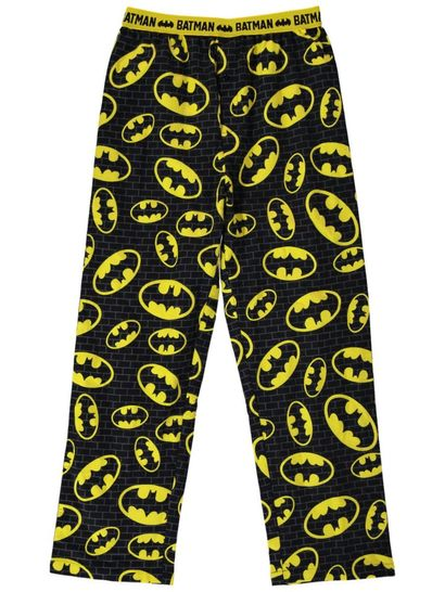 Boys Flannelette Sleep Pant - Batman
