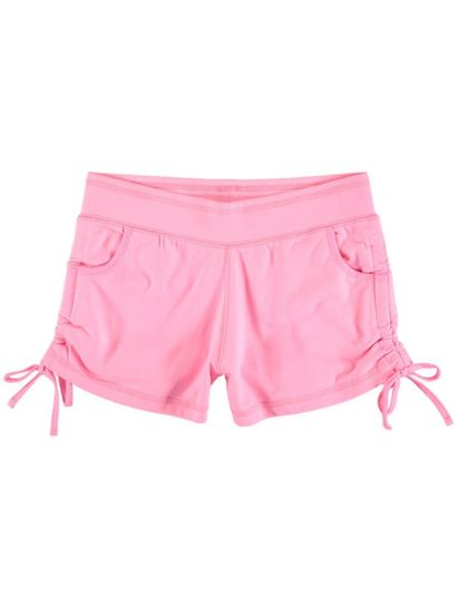 Girls Knit Short