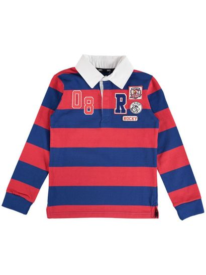 Nrl Toddler Long Sleeve Rugby