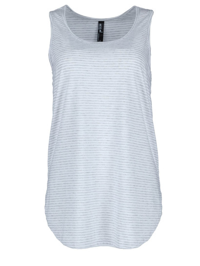 Yarn-Dyed Stripe Tank Womens