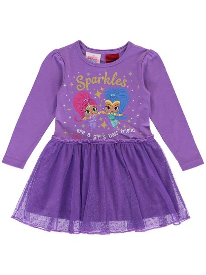 Toddler Girls Shimmer & Shine Nightie