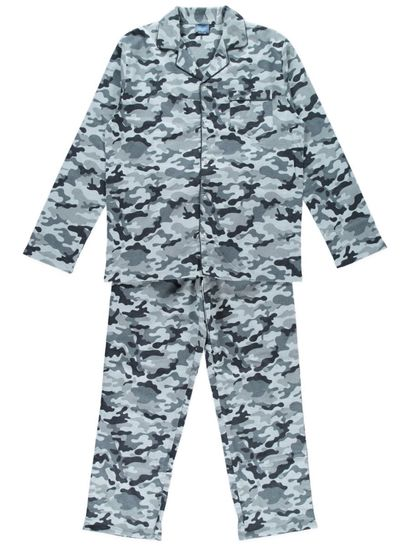 Mens Flannelette Pyjamas Sets