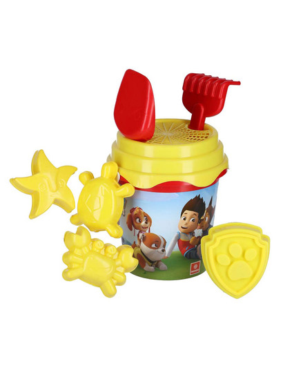 Boys Paw Patrol 8Pc Bucket Set