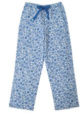 Flannel Sleep Pants Ladies Sleepwear