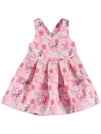 Toddler Girls Woven Dress