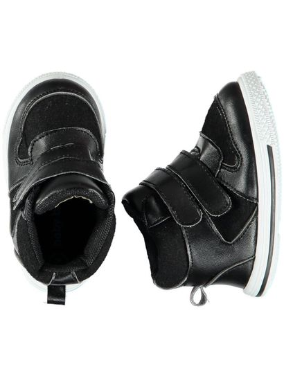 Baby Boy Hard Sole  High Top