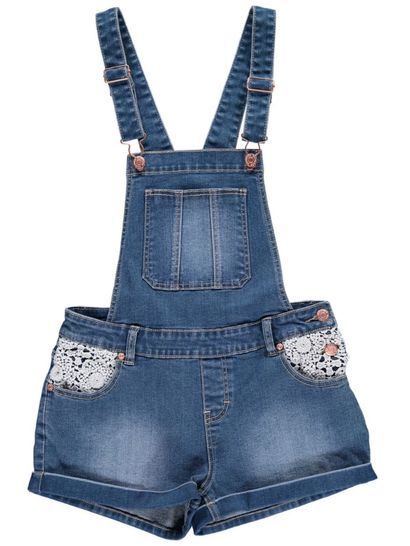 Girls Denim Short All