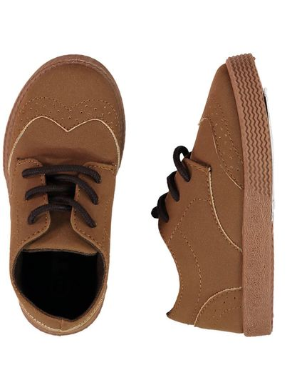 Toddler Boy Brogue Shoe