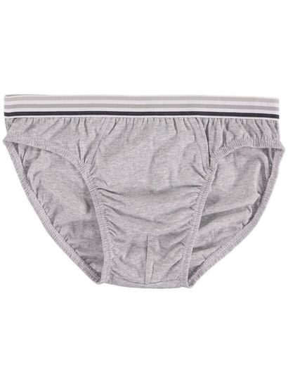 Mens Brief With Attached Elastic Waist