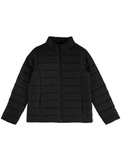 Womens Puffa Jacket Plus