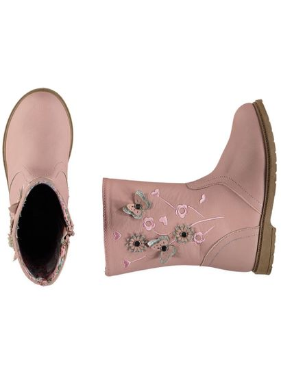 Toddler Girl Butter Fly Boot