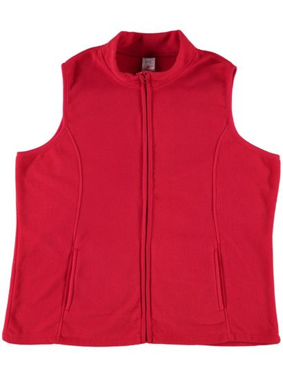 Plus Polar Fleece Gilet Womens