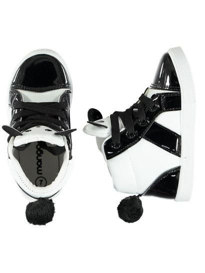 Toddler Girl Panda High Top