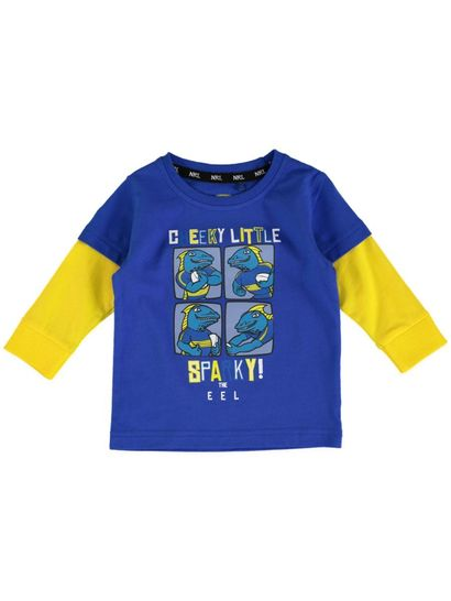 Nrl Baby Long Sleeve Tee
