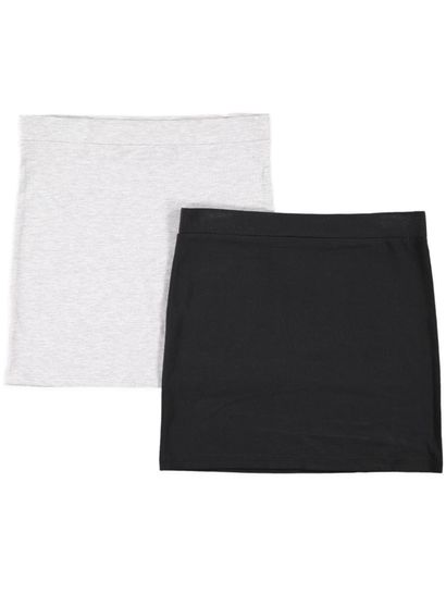 Girls Pack Of 2 Tube Skirts
