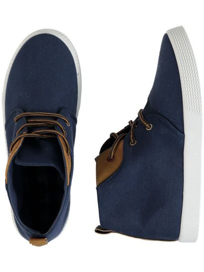 Boy Blue Desert Boot