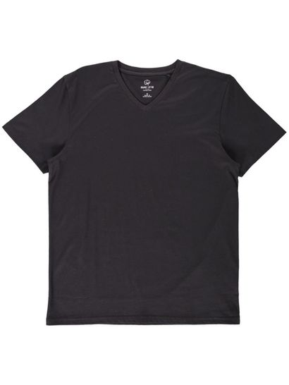 Men Organic V-Neck Tees