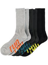 Mens 3Pk Crew Elite Socks