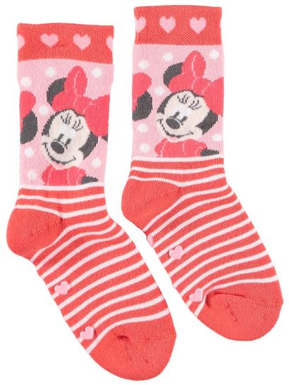 Girls Licence Bed Socks - Minnie Mouse