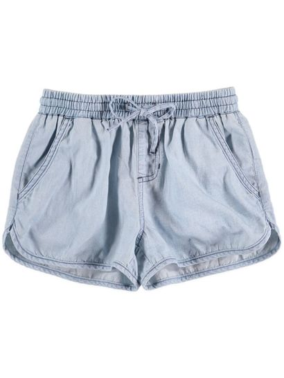 Girls Chambray Short