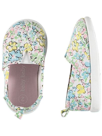 Baby Girlflower Shoe