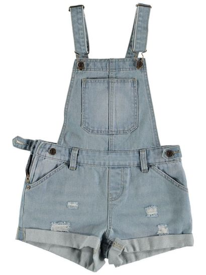 Girls Denim Short-All