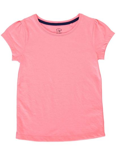 TODDLER GIRLS ORGANIC TEE