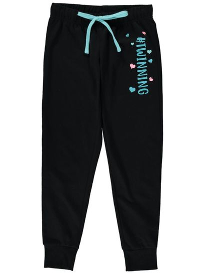Girls Print Trackpant