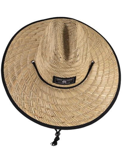 Mens Natural Sun Hat