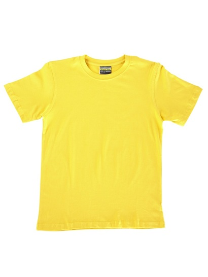 GOLD KIDS BASIC T-SHIRT