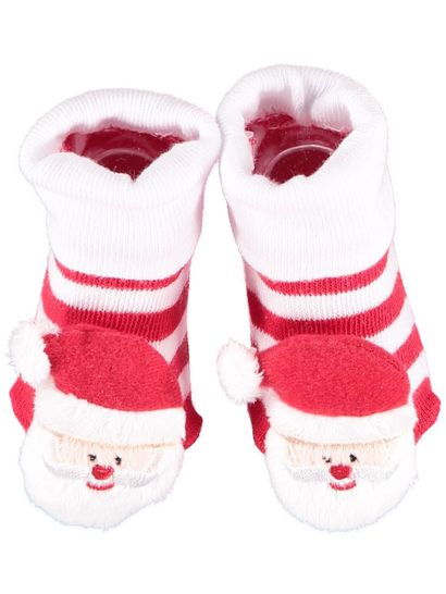 Baby Socks Christmas