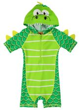 Boys Dino Swimsuit