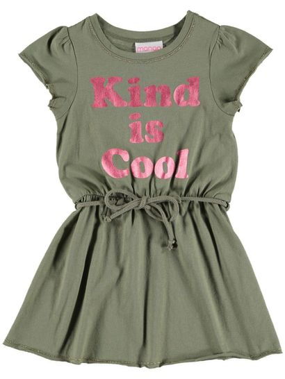 Toddler Girls Knit Dress