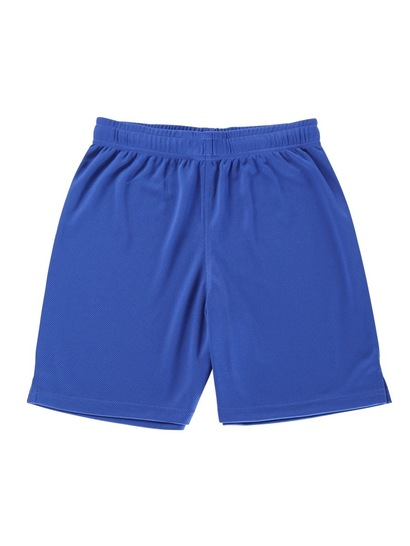 ROYAL BLUE BOYS SPORTS MESH SHORTS