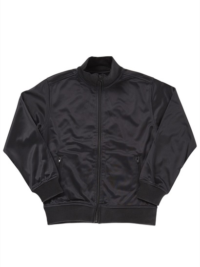 BLACK KIDS TRICOT JACKET