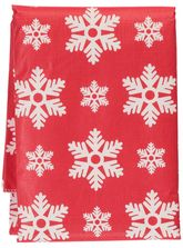 Christmas Flannel Back Table Cloth