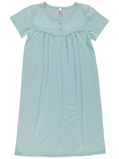 Longer Length Nightie Womens Plus Sleepwear