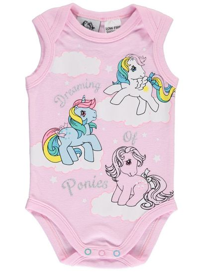 Baby Bodysuit My Little Pony