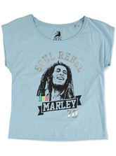 LGE LADIES BOB MARLEY T SHIRT