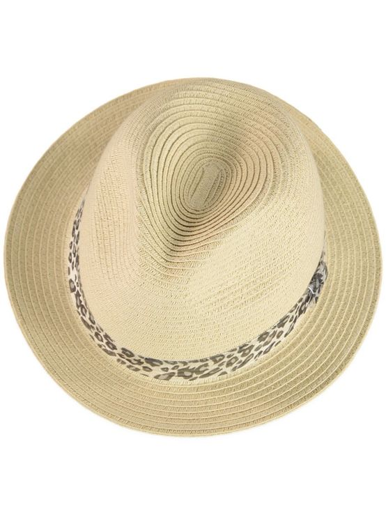 WOMEN ANIMAL BAND TRILBY