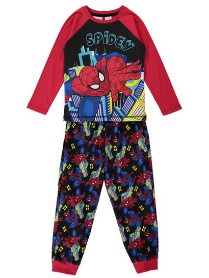 Toddler Boys Spiderman Pyjama