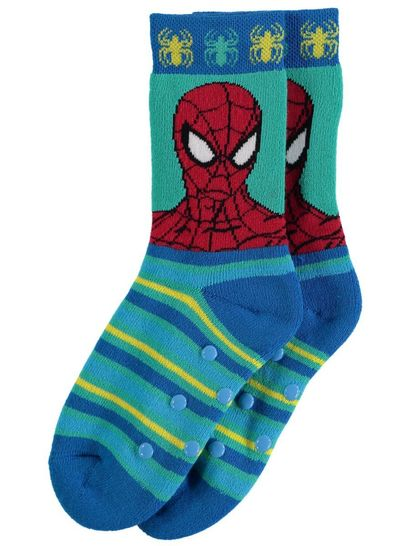 Girls Licence Bed Socks - Spiderman