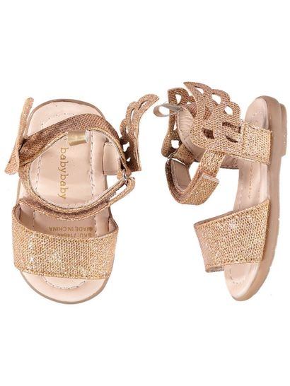 Baby Girl Walker Wing Sandal