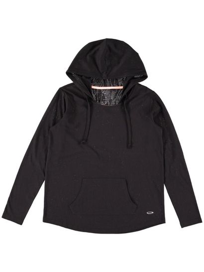 Elite Burnout Hooded Top Womens