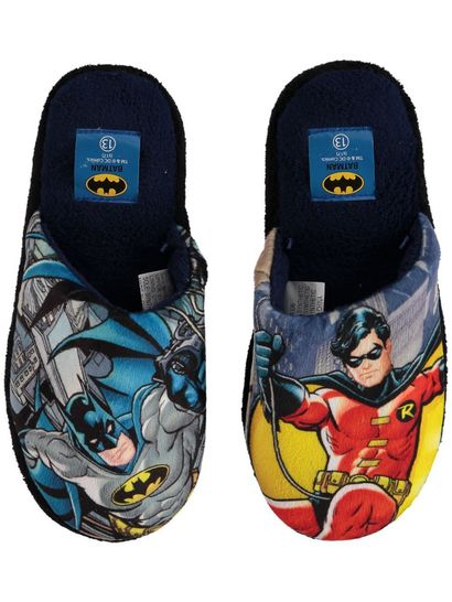 Boys Batman Scuff